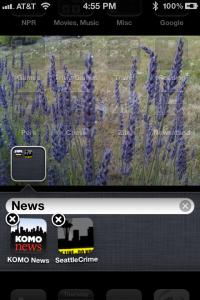 Create iOS Folder