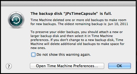 Full Backup Hard Drive