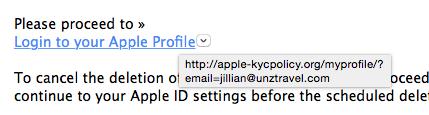 Bogus-Email