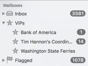 VIP Mailbox